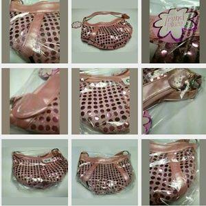 Fantasia Pink purse